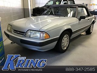1991 Ford Mustang LX VIN: 1FACP44M4MF141238