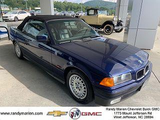 1994 BMW 3 Series 325ic VIN: WBABJ6329RJD37330