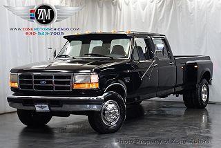 1997 Ford F-350  VIN: 1FTJW35F4VEB28284