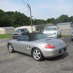 1997 Porsche Boxster Base WP0CA2986VS624895 in Cairo, GA 2