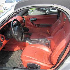 1997 Porsche Boxster Base WP0CA2986VS624895 in Cairo, GA 5