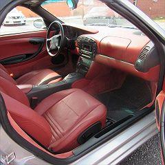 1997 Porsche Boxster Base WP0CA2986VS624895 in Cairo, GA 6