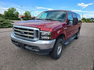 2000 Ford Excursion XLT VIN: 1FMNU41S6YEA45861
