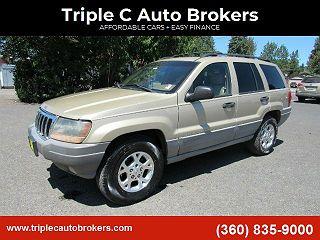 2000 Jeep Grand Cherokee Laredo VIN: 1J4GW48N6YC421519