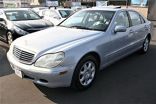 2000 Mercedes-Benz S-Class S 430 VIN: WDBNG70JXYA105636