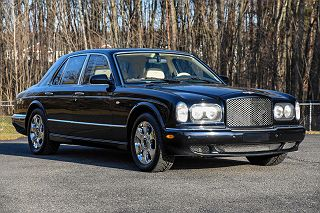 2001 Bentley Arnage Red Label VIN: SCBLC31E21CX05644