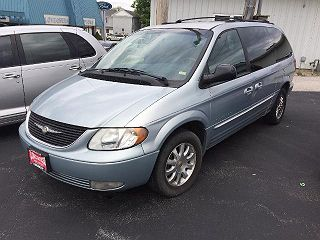 2001 Chrysler Town & Country LXi VIN: 2C4GP54L21R325686