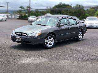 2001 Ford Taurus SES VIN: 1FAFP552X1A255317