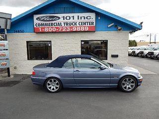 2003 BMW 3 Series 325Ci VIN: WBABS334X3PG88894