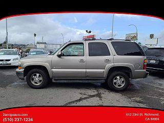 2003 Chevrolet Tahoe LT VIN: 1GNEK13T83J249986