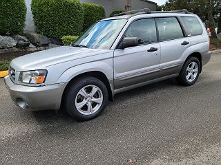 2003 Subaru Forester 2.5XS VIN: JF1SG65663H742872