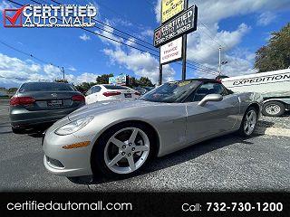2005 Chevrolet Corvette  VIN: 1G1YY34U855134753