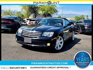 2005 Chrysler Crossfire Limited Edition VIN: 1C3AN65L35X043875