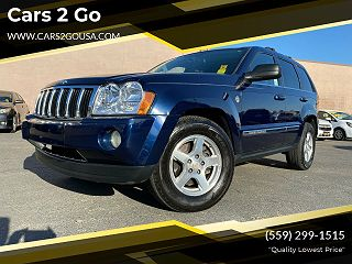 2005 Jeep Grand Cherokee Limited Edition VIN: 1J8HR58N55C565834