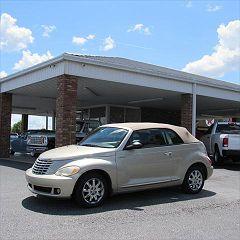 2006 Chrysler PT Cruiser Touring VIN: 3C3JY55X66T241870