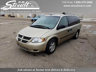 2006 Dodge Grand Caravan SE 1D4GP24R86B709385 in Jamestown, ND