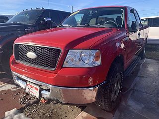 2006 Ford F-150 XLT VIN: 1FTPX14596FA41223