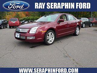 2006 Ford Fusion SEL VIN: 3FAHP08196R143345