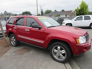 2006 Jeep Grand Cherokee Limited Edition VIN: 1J4HR58N56C162777
