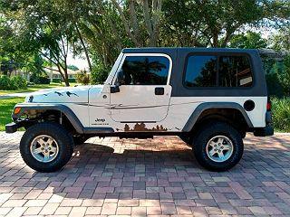2006 Jeep Wrangler Unlimited VIN: 1J4FA44S06P739549