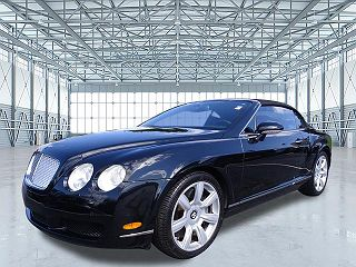 2007 Bentley Continental GTC VIN: SCBDR33W57C044645