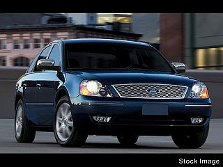 2007 Ford Five Hundred SEL VIN: 1FAHP24177G125808