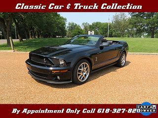 2007 Ford Mustang Shelby GT500 VIN: 1ZVHT89S375260237