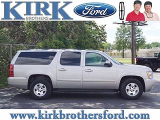2008 Chevrolet Suburban 1500 LT 3GNFC16J88G198560 in Greenwood, MS 1