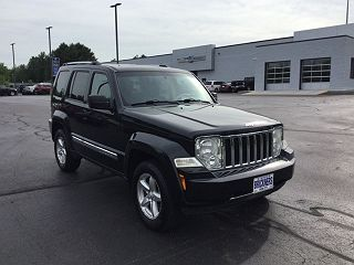 2008 Jeep Liberty Limited Edition VIN: 1J8GN58K98W126216