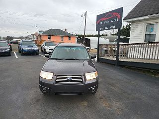 2008 Subaru Forester 2.5X VIN: JF1SG63678H705291