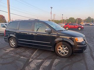 2009 Chrysler Town & Country Limited Edition VIN: 2A8HR64X39R611638