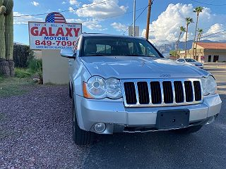 2009 Jeep Grand Cherokee Limited Edition VIN: 1J8HR58P89C556083