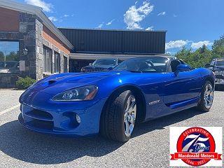 2010 Dodge Viper SRT10 VIN: 1B3AZ6EZ3AV100362