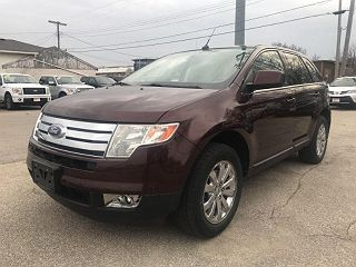 2010 Ford Edge Limited VIN: 2FMDK4KC8ABA07526
