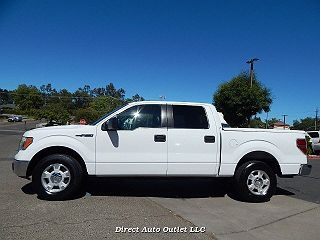 2010 Ford F-150 XLT VIN: 1FTEW1C8XAFB13786