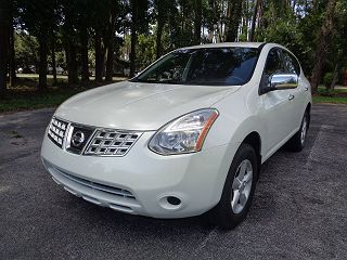 2010 Nissan Rogue S VIN: JN8AS5MT9AW010285
