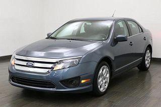 2011 Ford Fusion SE VIN: 3FAHP0HA7BR304995
