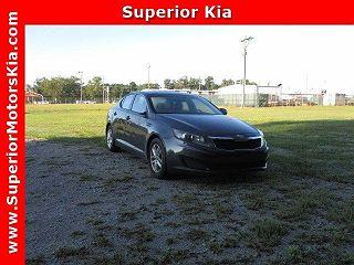 2011 Kia Optima LX VIN: KNAGM4A70B5122186