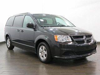2012 Dodge Grand Caravan SXT VIN: 2C4RDGCG2CR263971