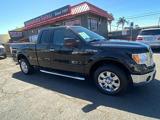 2012 Ford F-150 XLT VIN: 1FTFX1CF2CFD06677
