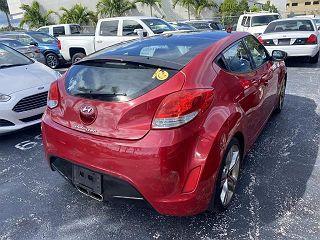 2012 Hyundai Veloster  KMHTC6AD0CU078554 in Miami, FL 3
