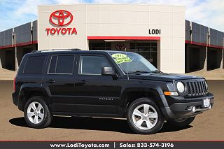 2012 Jeep Patriot Limited Edition VIN: 1C4NJRCB3CD658560