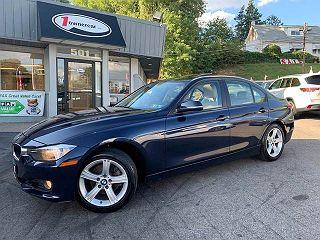 2013 BMW 3 Series 328i xDrive VIN: WBA3B3C56DJ810150