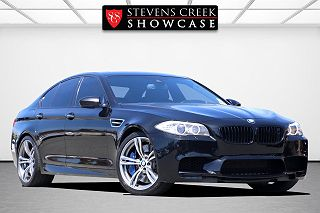 2013 BMW M5  Black VIN: WBSFV9C50DC772471