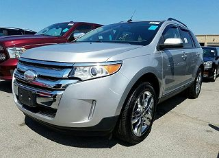 2013 Ford Edge SEL VIN: 2FMDK3JC1DBB85813