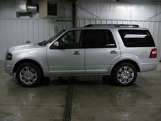 2013 Ford Expedition Limited VIN: 1FMJU2A57DEF08016