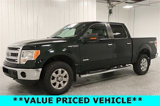 2013 Ford F-150 XLT VIN: 1FTFW1ET1DFE00329