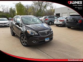 2014 Buick Encore Leather Group VIN: KL4CJCSB9EB581112