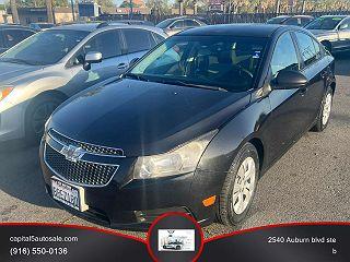 2014 Chevrolet Cruze LS VIN: 1G1PA5SH6E7342457