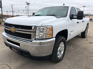2014 Chevrolet Silverado 3500HD LT 1GC4K0E89EF130146 in Killeen, TX 1